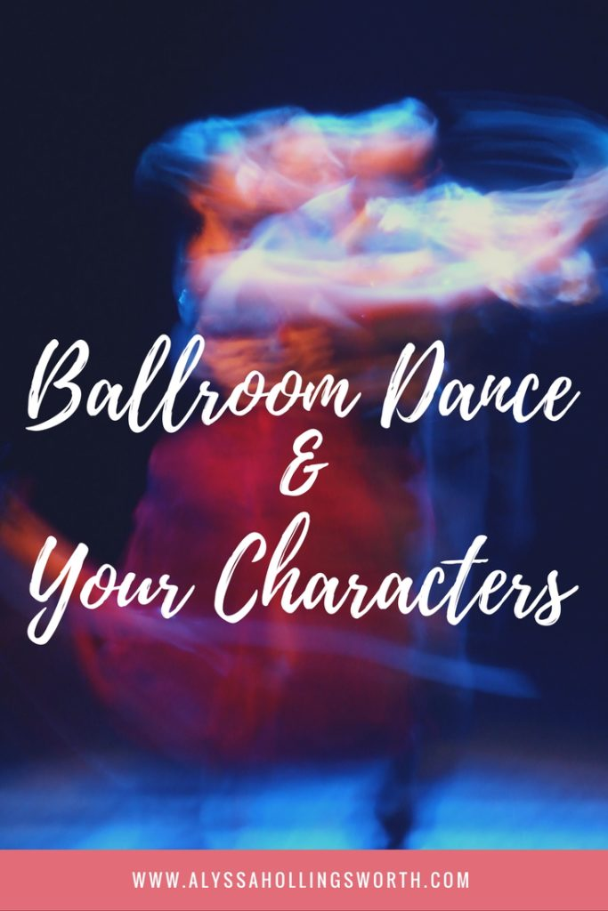 Ballroom Dance and Your Characters