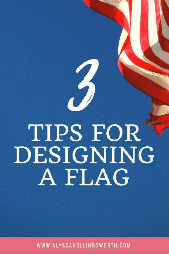 Tips for Designing a Flag