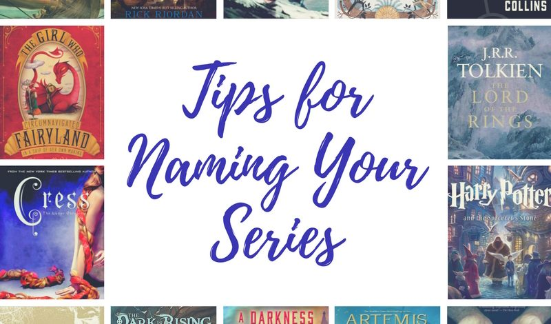 Tips for Naming Your Series