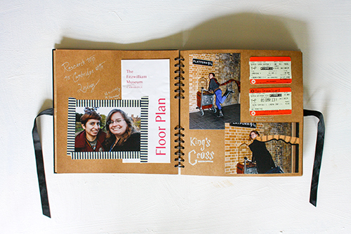 A Year Abroad: Scrapbook Highlights