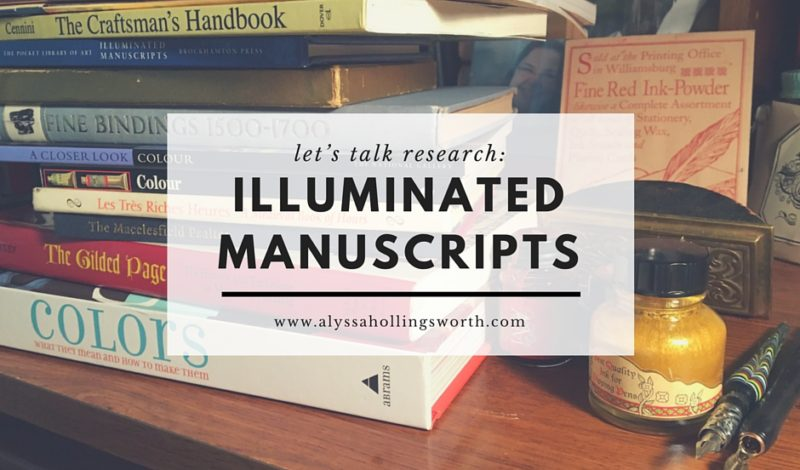 Let's Talk Research: Illuminated Manuscripts