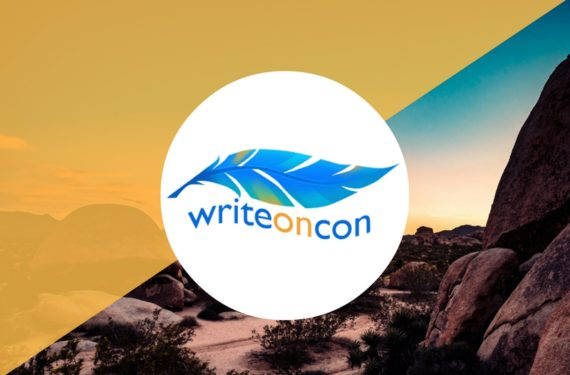 WriteOnCon is Back!