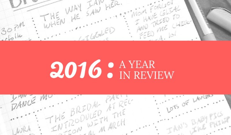 2016: In Review