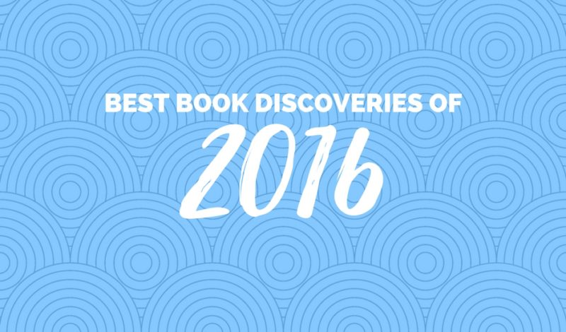 Best Book Discoveries of 2016