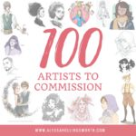 100 Artists to Commission