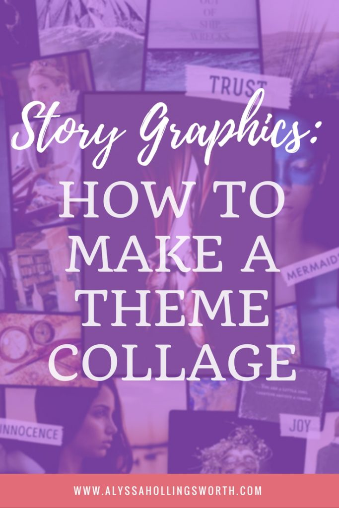 Story Graphic- Theme Collage
