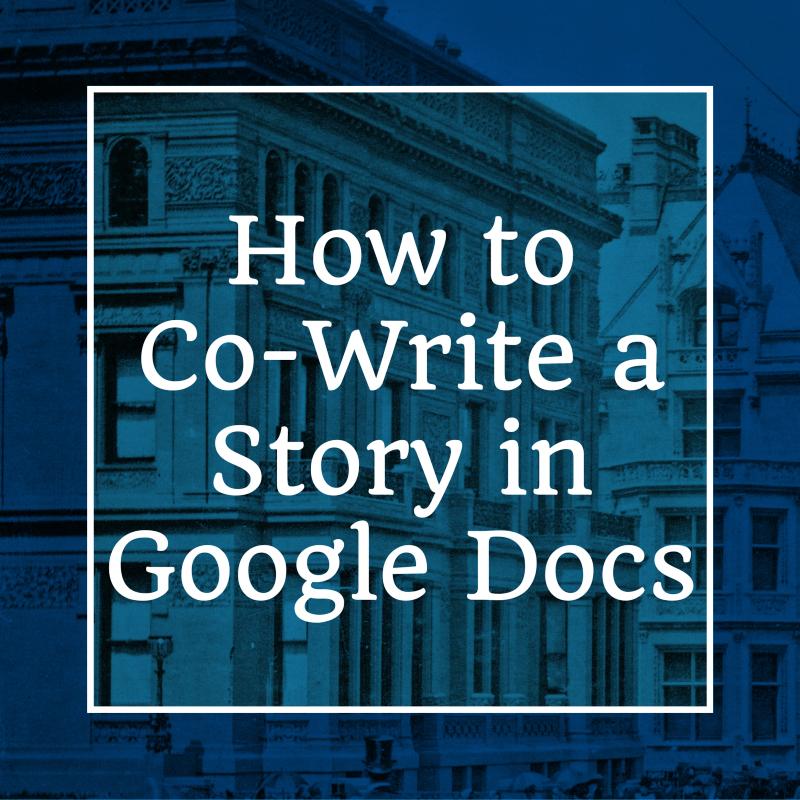 co-writing a story